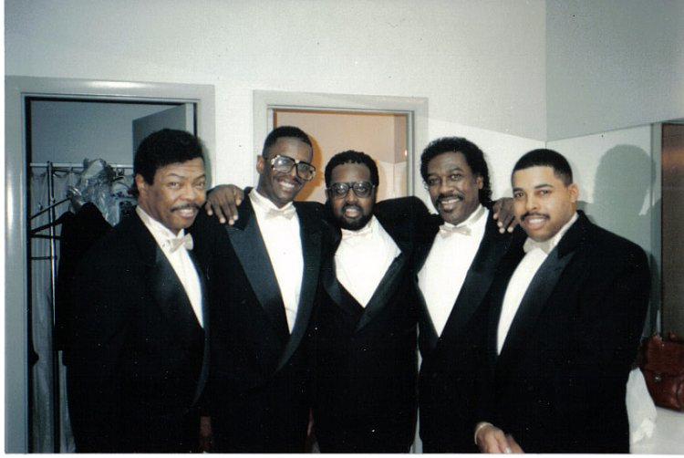 The Manhattans - 199 1