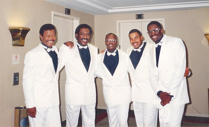 The Manhattans - 1992